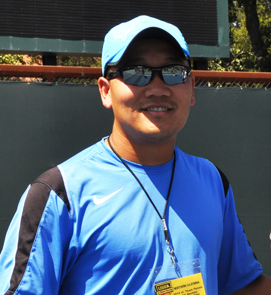 coach Tom Director of NorCal Tennis Academy