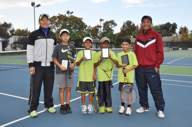 NorCal Tennis Academy 10U USTA tournament