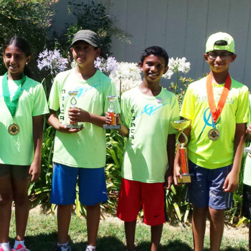 Our players once again dominated at USTA 10U and 12U Sectional Championships June 2016