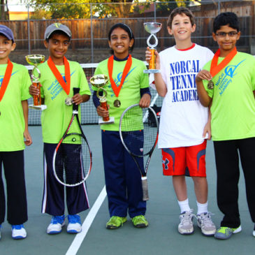 What a way to start 2015, NorCal Tennis Academy players dominated at USTA Sectional Invitations