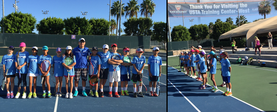 SELECTED COACH FOR USTA NORCAL TEAM