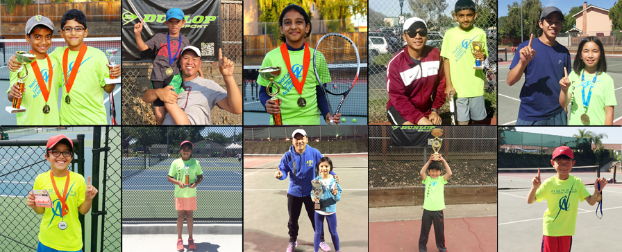 TOP 10U and 12U PROGRAM WITH MANY SECTIONAL TITLES