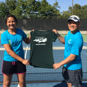 Coach Tom selected to coach Zonal Team (National level 2) and Gaby to play