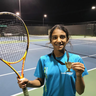 Pramati selected to play for USTA norcal national team L2 at Zonals 2018