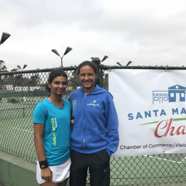 NorCal Tennis Academy players claimed title at $25K in Santa Maria, California