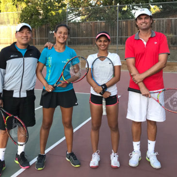 WTA pro player Mahak Jain to train at NorCal Tennis Academy