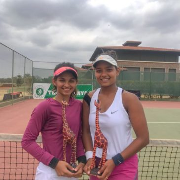 Back to back Professional Title for Mahak at $15K ITF World Tour August 18th 2019